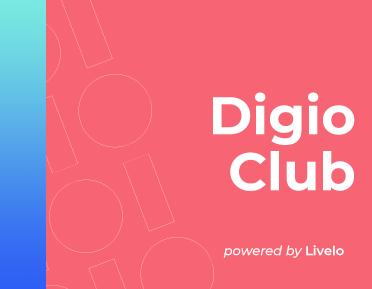 Conheça o DigioClub, o programa de pontos do Digio em parceria com a Livelo.